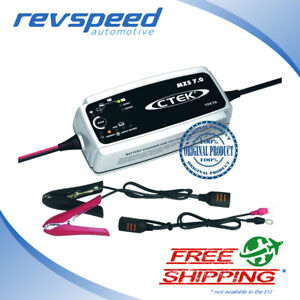 MURS 7.0-12V and 16V 56-830 Waterproof Automatic 8 Step CTEK Battery Charger