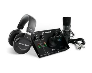M-AUDIO AIR 192|4 Vocal Studio Pro - All-in-one Solution for Computer Recording Canada Preview