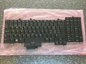 Dell-Precision-M6400-M6500-Swiss-Hintergrundbeleuchtet-Tastatur-Y604D