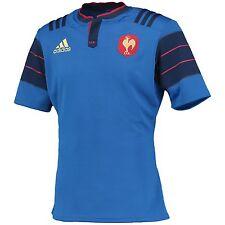 Gli adulti 2 XLarge Francia Rugby Home Shirt H35