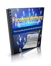 FB-Werbung - Wie Social Ads funktionieren - Crash-Kurs - diverse Lizenzarten