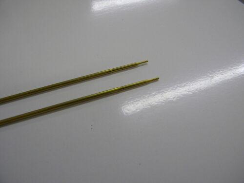 Edelbrock Performer Carter AFB AVS Metering Rods Size .065 x .052 Sold in Pair