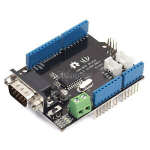 SPI-MCP2515-EF02037-CAN-BUS-Shield-Controller-Communication-Speed-High-Arduino