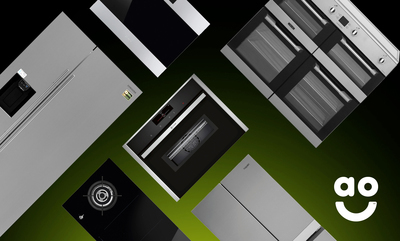 Save £100 on large appliances over £999