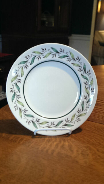 """Royal Doulton Almond Willow D6373 Salad Plate (s) 8 3/4"""""""