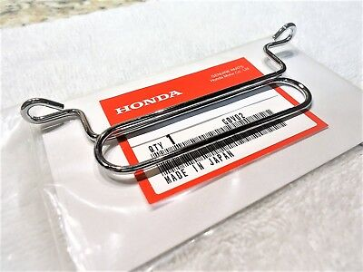 Honda ST50 ST70 Dax CF70 Chaly New Genuine Front Brake Cable Guide 45465-098-670