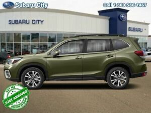 2021 Subaru Forester Limited  - Navigation -  Sunroof