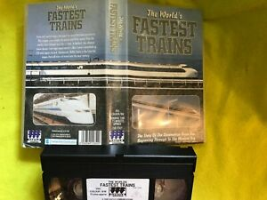 The-World-039-s-Fastest-Trains-VHS-Video