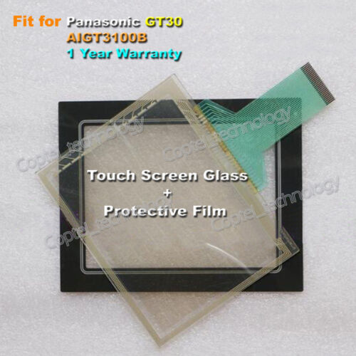 Protective Film 1 Year Warranty for Panasonic GT30 AIGT3100B Touch Screen Glass