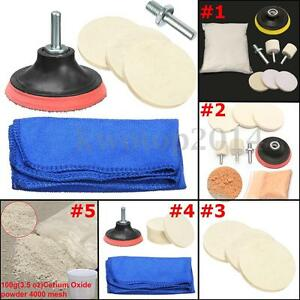 Glass-Polishing-Kit-w-Cerium-Oxide-Powder-For-Car-Windscreen-Scratch-Remover