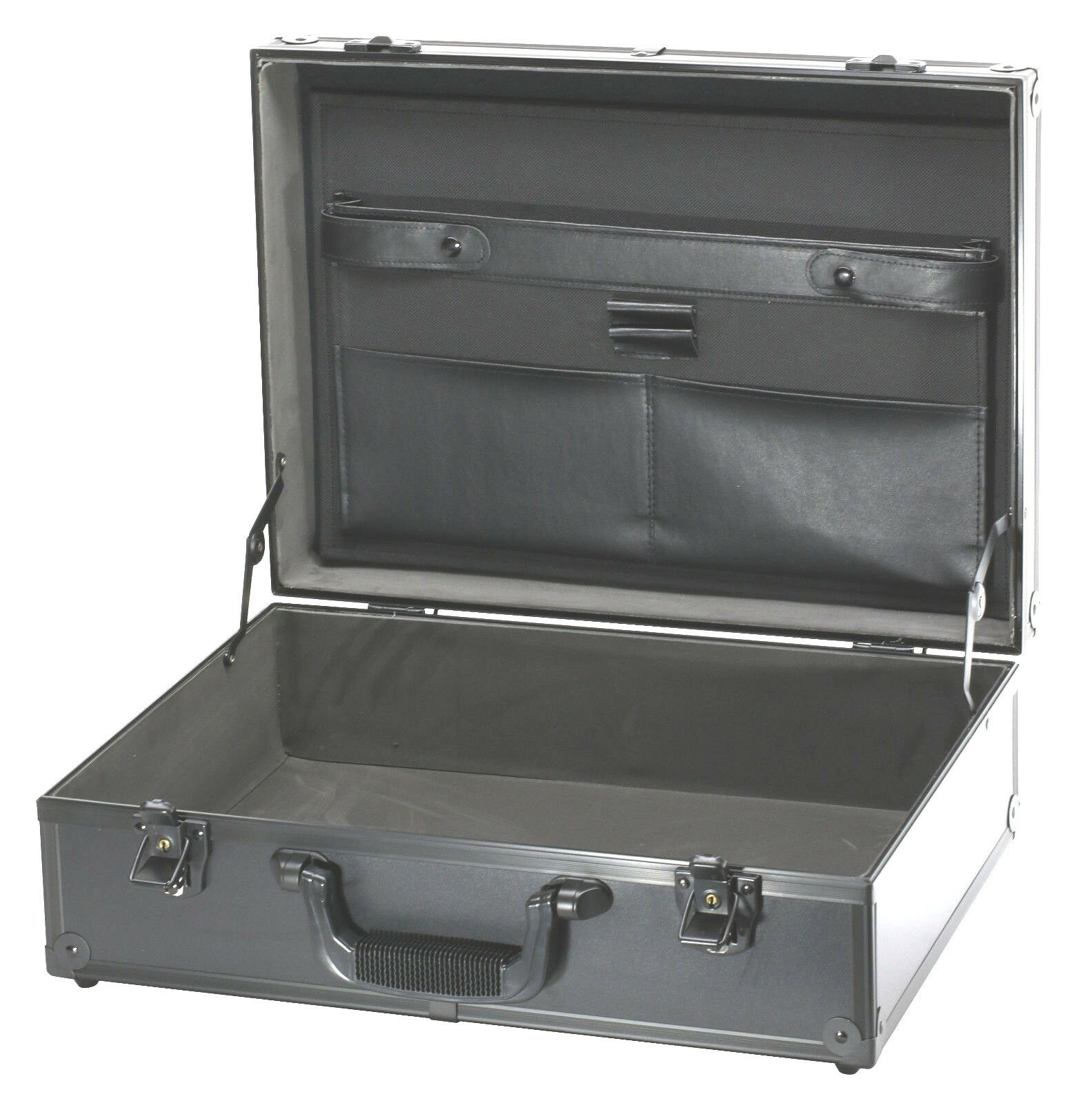 Brief Case Aluminum Frame and Panels TZ Case PKG18B