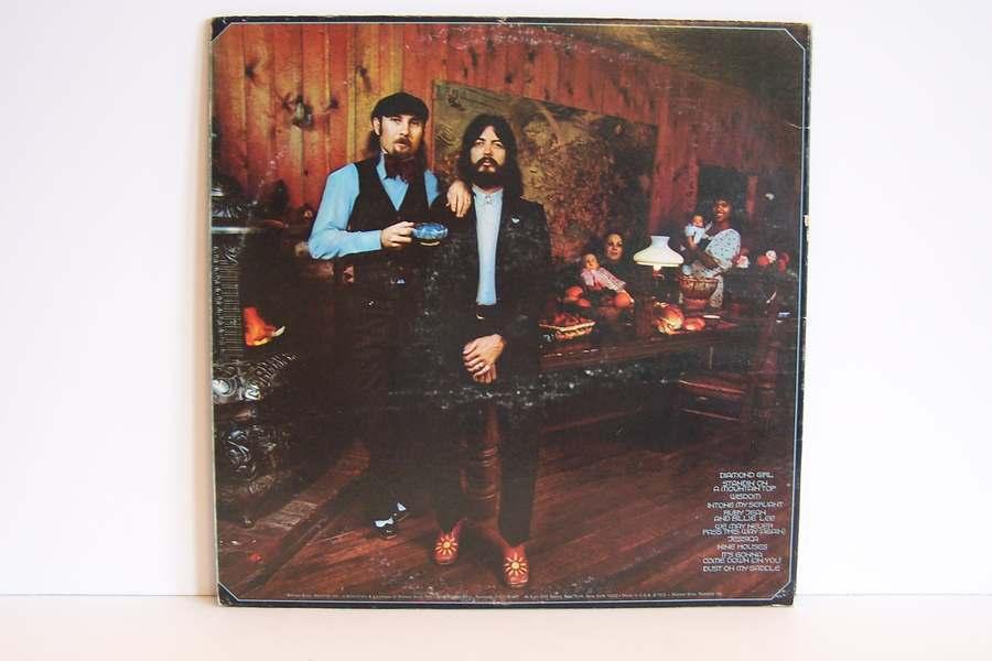 Seals & Crofts - Diamond Girl Vinyl LP Record Album BS