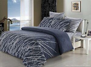 ESHA-Tree-Double-Queen-King-Size-Bed-Duvet-Doona-Quilt-Cover-Set-New