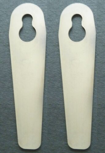 Verbesserte Gartenmeister//Einhell Ersatzmesser für Rasentrimmer aus Metall