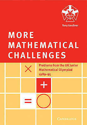 1 of 1 - More Mathematical Challenges 9780521585682