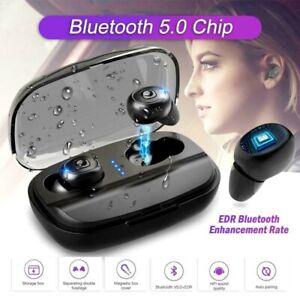 Wireless-Bluetooth-5-0-Kopfhoerer-TWS-Ohrhoerer-Ohrhoerer-Powerbank-iOS-Android