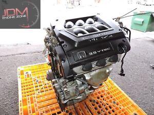 1999 2001 Honda Odyssey 3.5L J35A VTEC JDM V6 Engine w Free ...