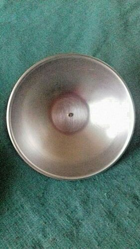 BARBECUE STEAK e Burger farcire Coperchi 7.25in Set di 2 cupole copre manopole in metallo