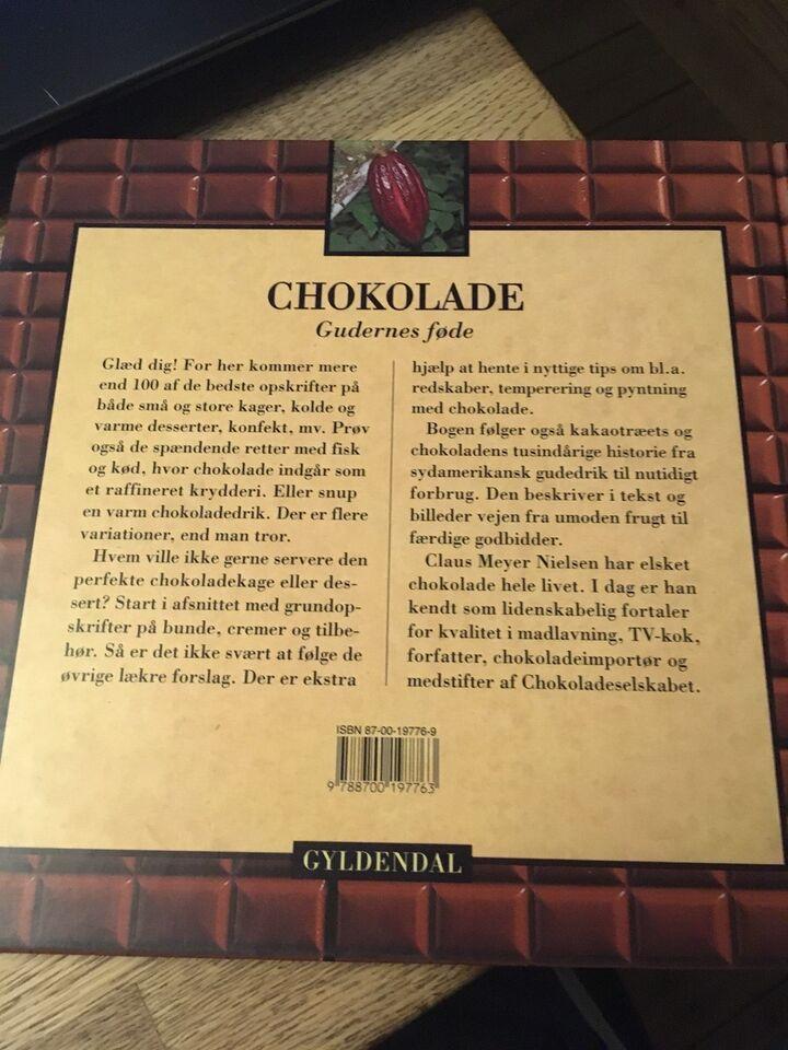 Chokolade, Claus Meyer Nielsen, emne: mad og vin