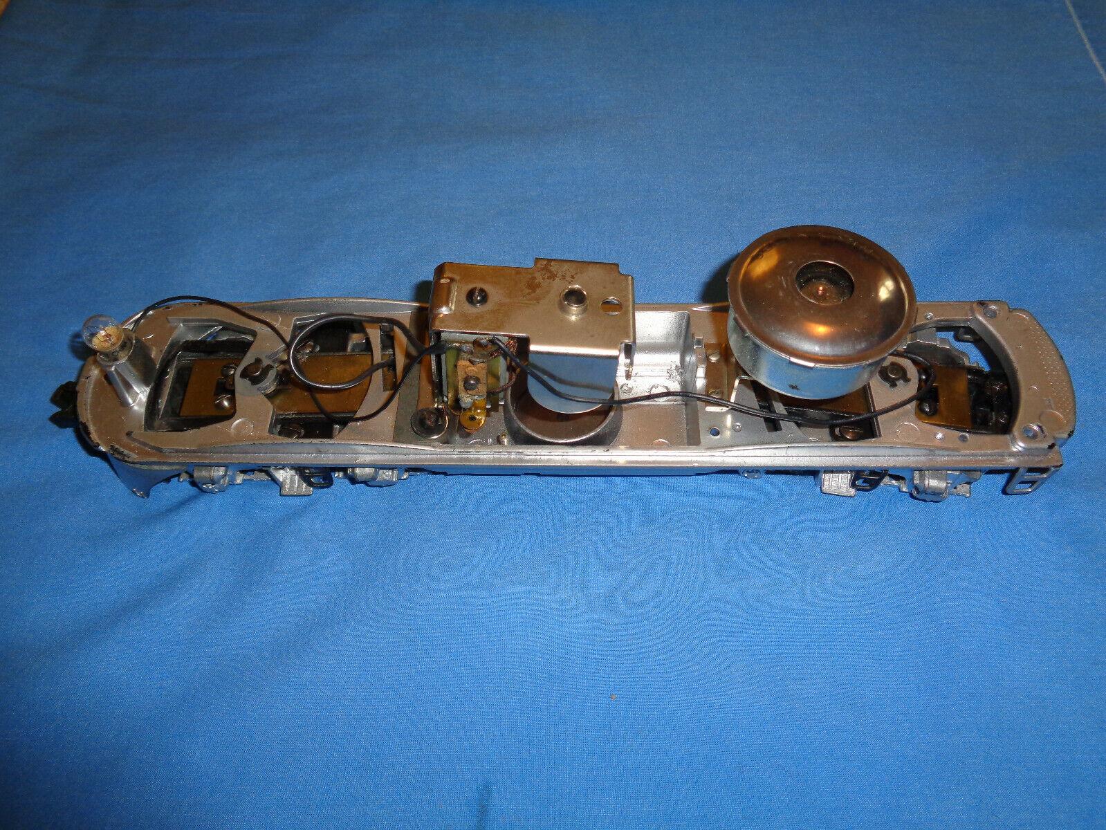 Lionel Postwar F3 Diesel Locomotive Dummy Unit ChassisFrame wHorn