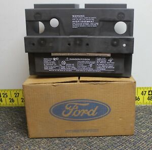 Image Is Loading Oem Ford Battery Tray Cover F3tz10a687a 1992 94