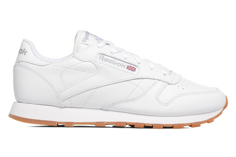 Damen Reebok Classic Leather W Turnschuhe Weiß