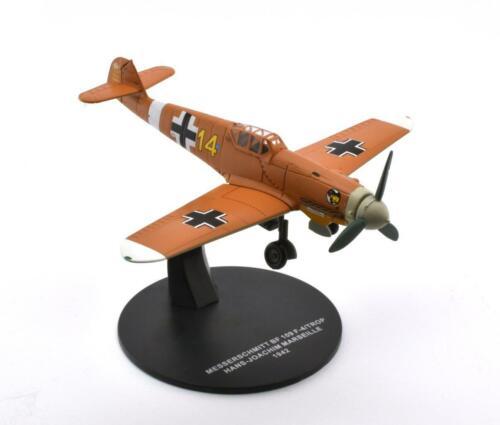 MESSERSCHMITT BF 109 F-4 1942-1//72 WW2 Atlas AVION MODEL PLANE AIRCRAFT F001