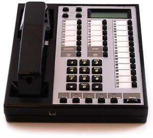 Lot-of-5-Fully-Refurbished-Avaya-Merlin-BIS-22D-Display-Phone-Black