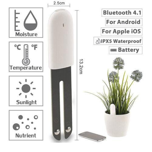 Xiaomi mijia HHCC Blumenpflege Mi Flora Monitor Digitale Pflanzen Grasboden KW