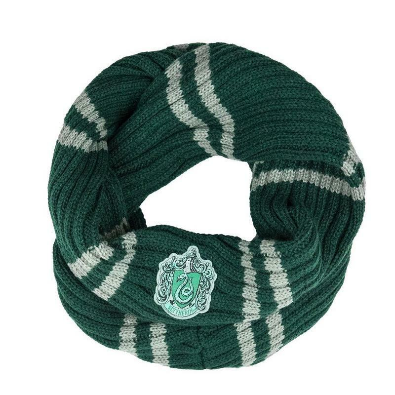 Harry Potter scarf scarf scarf Infinite Slytherin 26in Slytherin scarf 601314 d63f5e