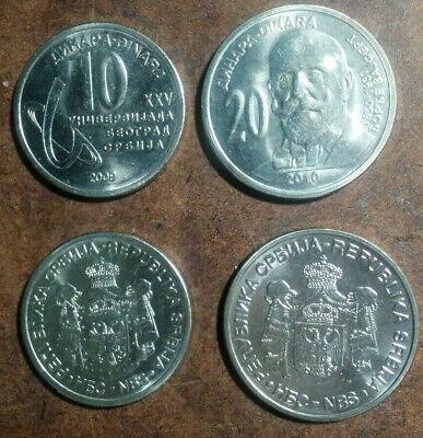 COIN SET 7-PIECE UNCIRC SLOVAKIA 0.10 TO 10 KORUNA