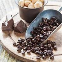 Milk Chocolate Macadamia Nut Gourmet Flavor Coffee Beans World Famous Coffee