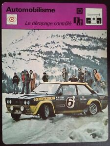 Sheet Editions Rencontre S.A Lausanne Motoring The Tire Controlled