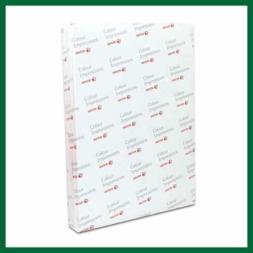 280gsm A3 Xerox Colour Impressions  80gsm A3 297mm x 420mm 250-10000 Sheets