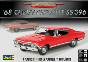 Revell-1968-Chevy-Chevelle-SS-396-1-25-scale-model-kit-4445