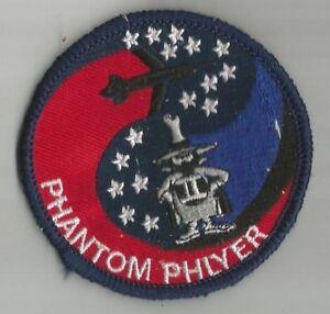 ARMEE avion aviation Phantom phiyer Etats Unis écusson patch 7.5 cm