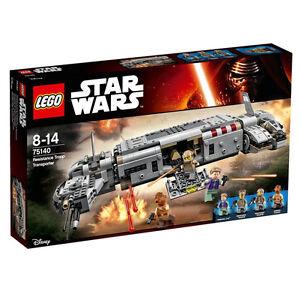 LEGO-STAR-WARS-75140-Resistance-Troop-Transport-Brand-New-Sealed