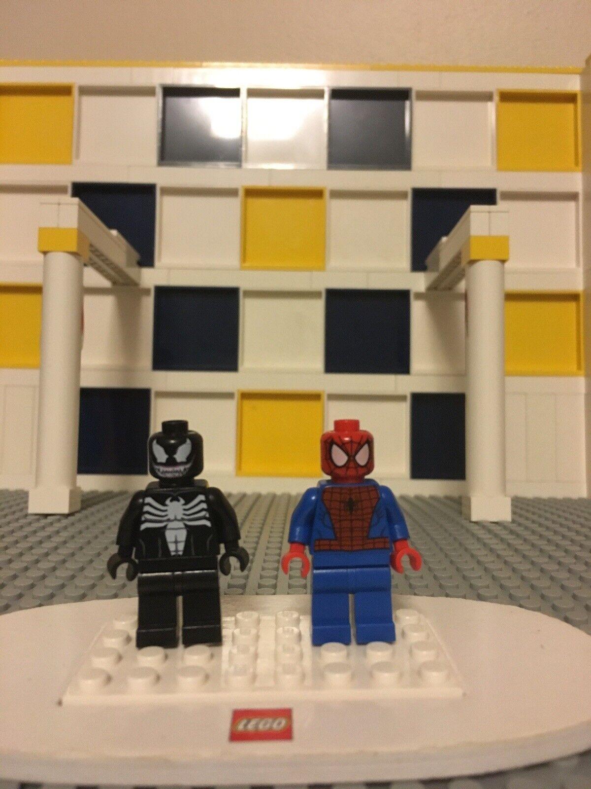 LEGO LEGO LEGO Super Heros - Rare Original - Venom Spiderman minifigures marvel - A2 9f9c6d