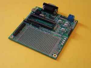 PIC-Development-board-with-Raspberry-Pi-Interface
