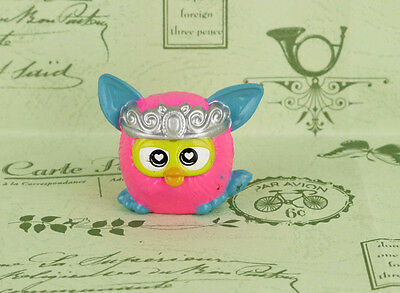Furby Boom Surprise Eggs PINK BLUE Color without EGG