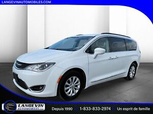 2017 Chrysler Pacifica TOURING-L/CUIR/STOW'N GO/8.4''