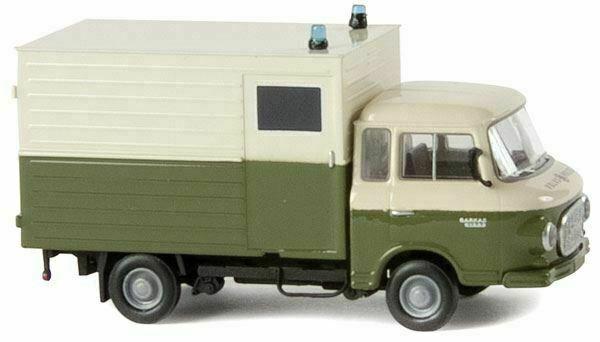 """Barkas B1000 /""""VEB Autotrans Berlin/"""" Brekina 30304 TD H0 Auto Modell 1:87"""