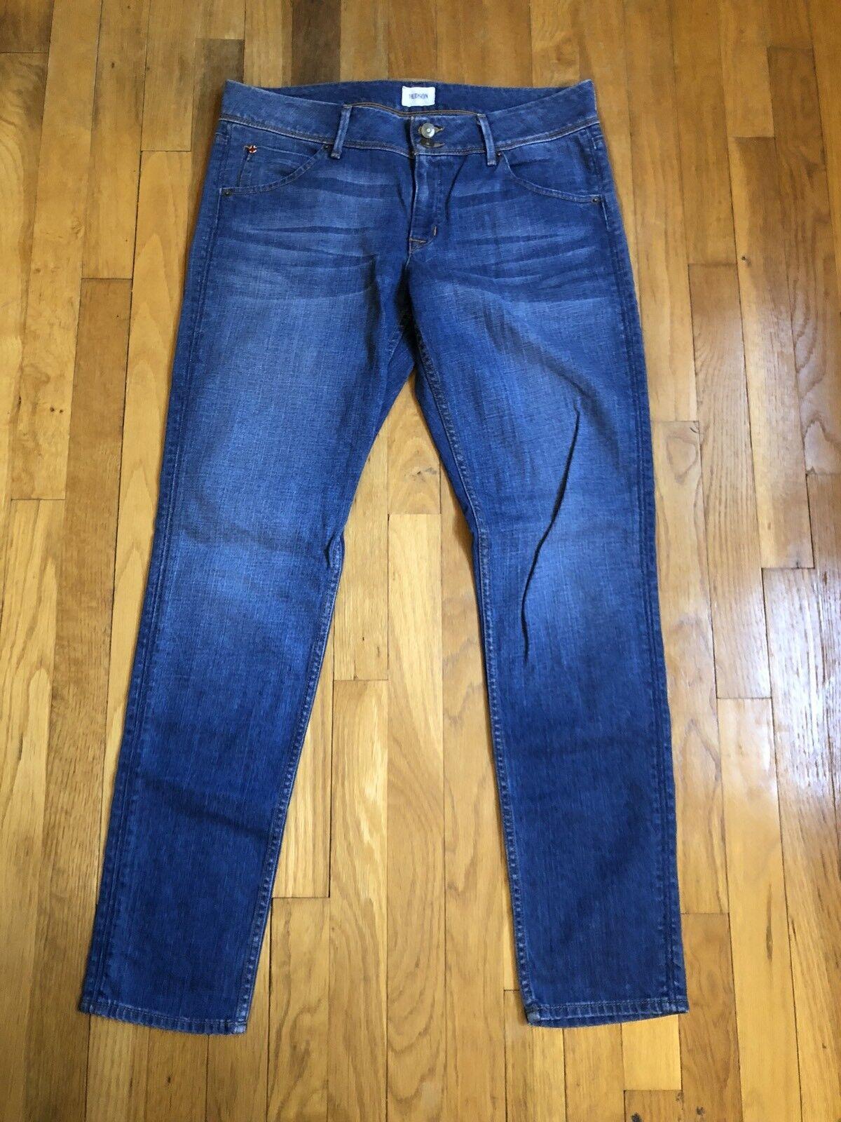 Hudson Jeans Collin Skinny Jeans 31