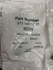URO Parts 211 540 1717 Brake Pad Sensor