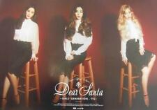 TAETISEO TTS SNSD GIRLS' GENERATION -DEAR SANTA (VER.B)  POSTER IN TUBE