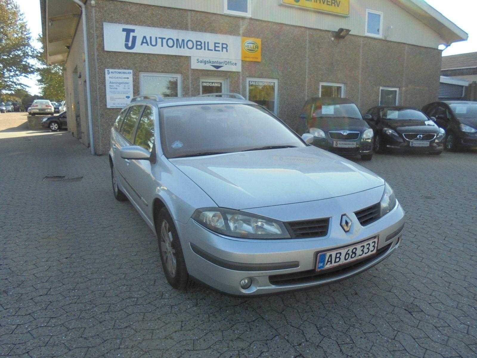 Renault Laguna II 1,9 dCi 105 Dynamique stc. 5d