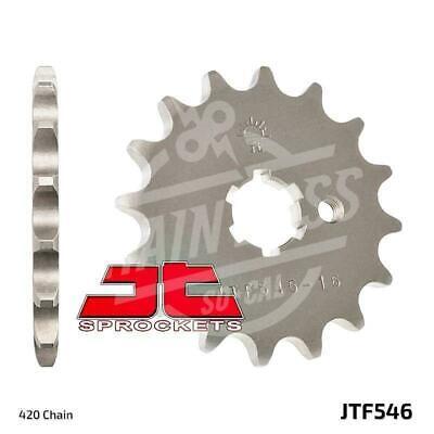 JT Front Sprocket 420 13T #JTF546.13 Kawasaki//Yamaha//Suzuki
