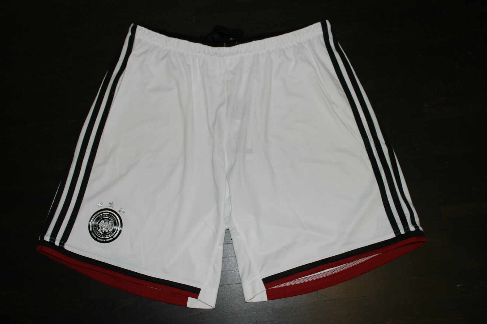 Adidas Germany DFB Shorts White all sizes new with label