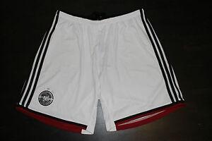 Adidas-Alemania-DFB-Pantalones-Cortos-Blanco-todas-tallas-nuevo-con-etiquetas