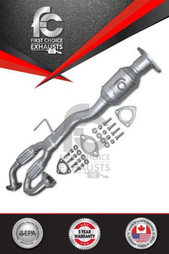 Fits 2003 2004 2005 2006 2007 Nissan Murano Catalytic Converter Rear W//Flex 3.5L